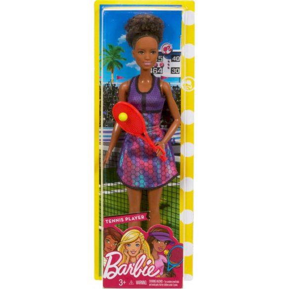 Papusa Barbie Jucatoare de Tenis 7