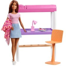Papusa Barbie si Patul Suspendat