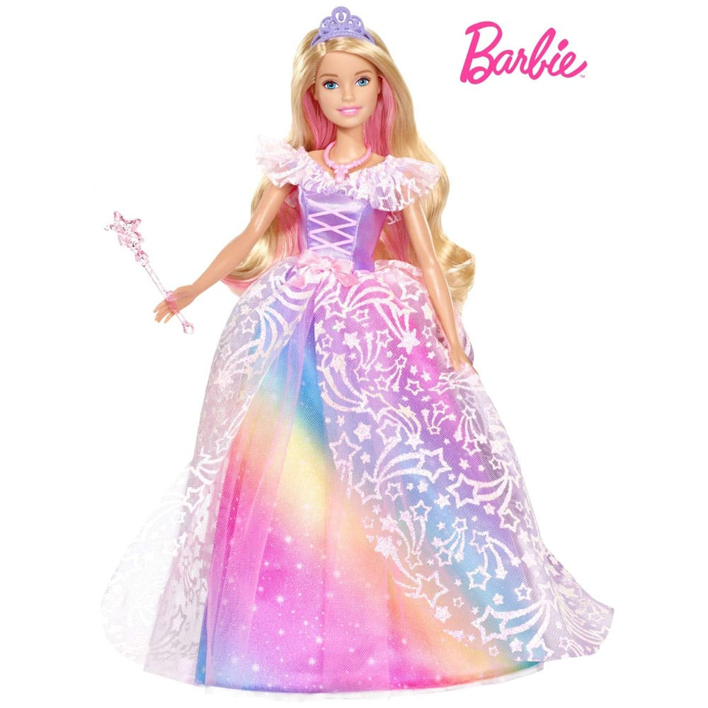 Papusa Mattel Barbie Dreamtopia Printesa Balului Regal