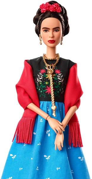 Papusa de Colectie Barbie Inspiring Women Frida Kahlo