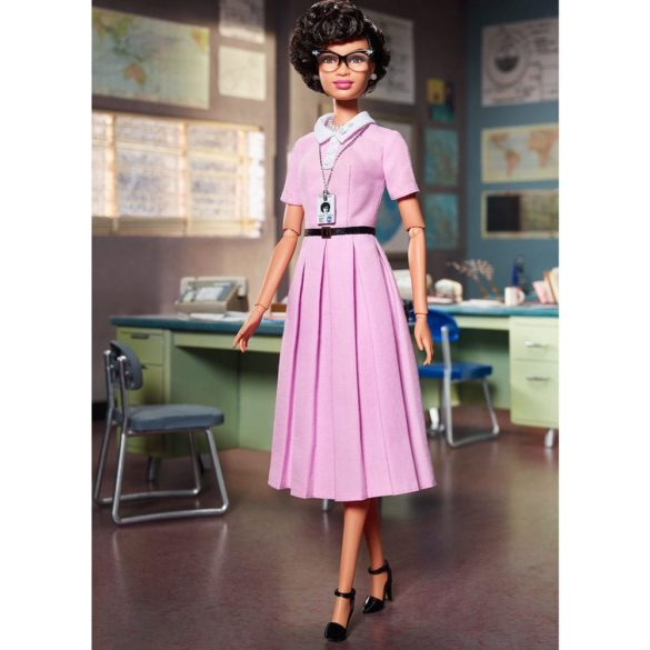 Papusa de Colectie Barbie Inspiring Women Katherine Johnson