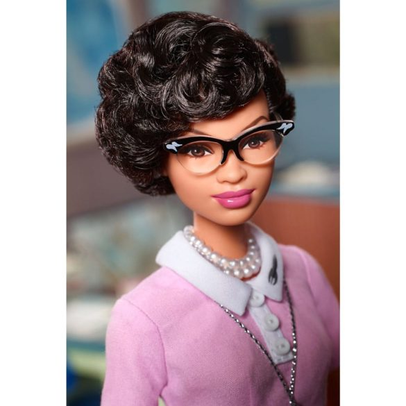 Papusa de Colectie Barbie Inspiring Women Katherine Johnson 43