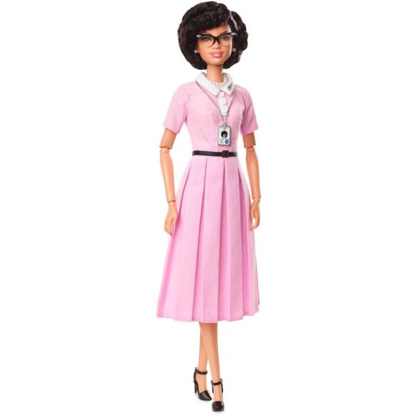 Papusa de Colectie Barbie Inspiring Women Katherine Johnson 6