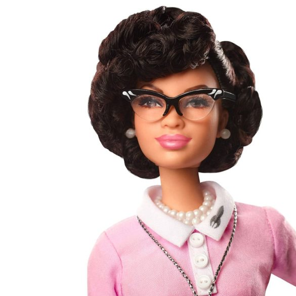 Papusa de Colectie Barbie Inspiring Women Katherine Johnson 8