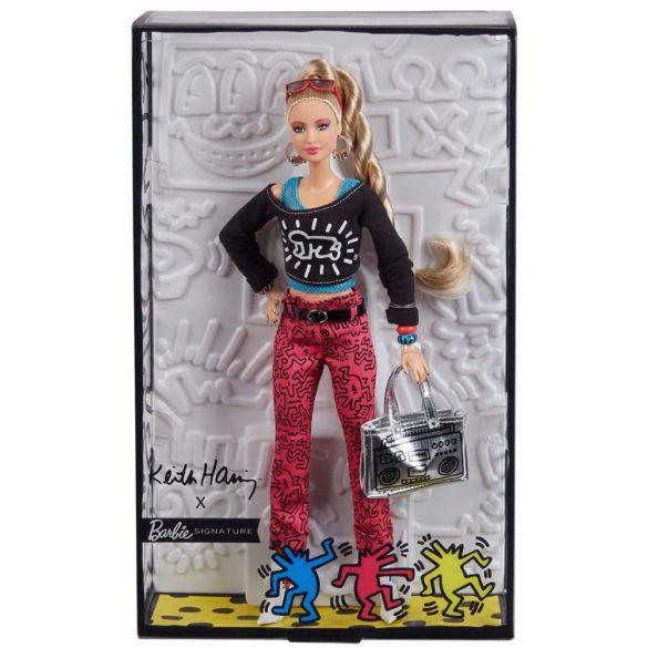 Papusa de Colectie Barbie Keith Haring 10