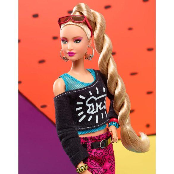 Papusa de Colectie Barbie Keith Haring 3