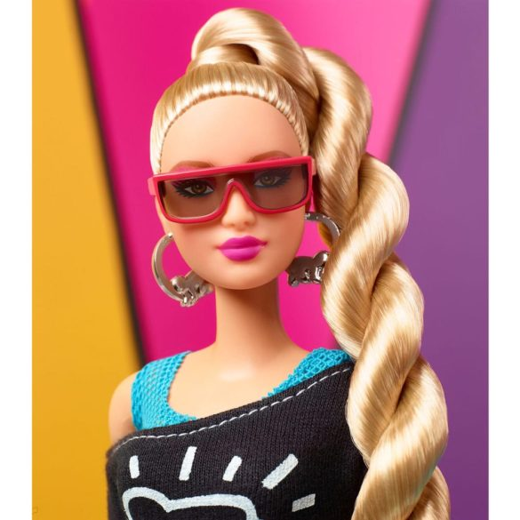 Papusa de Colectie Barbie Keith Haring 5