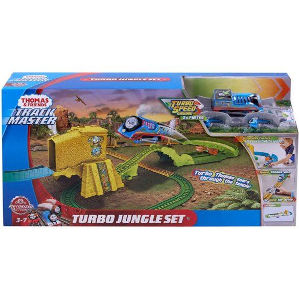 Thomas si Prietenii Set de Joaca TrackMaster Turbo Jungle 10