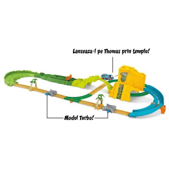 Thomas si Prietenii Set de Joaca TrackMaster Turbo Jungle 4