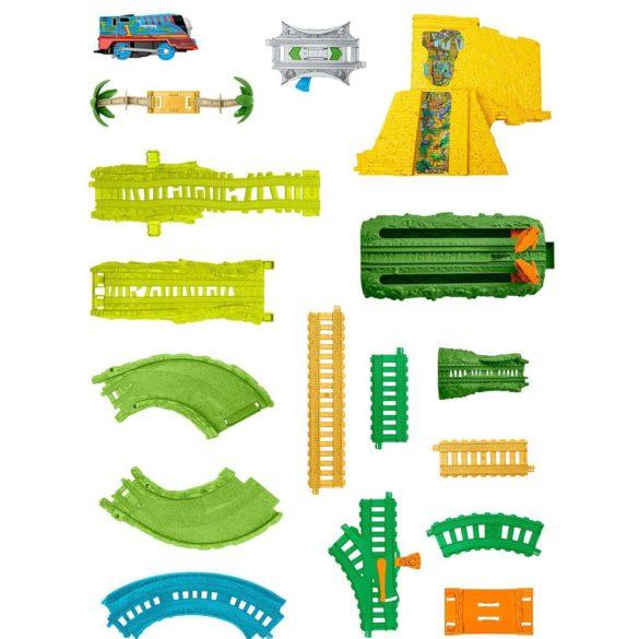 Thomas si Prietenii Set de Joaca TrackMaster Turbo Jungle 5
