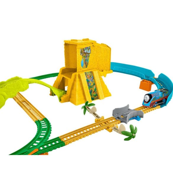 Thomas si Prietenii Set de Joaca TrackMaster Turbo Jungle 6