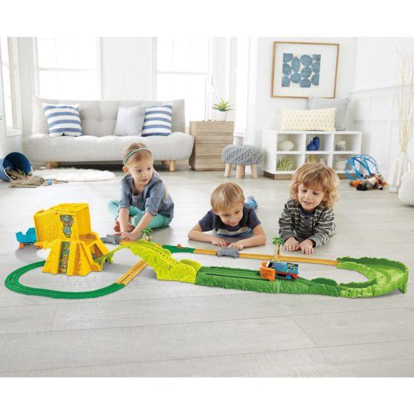 Thomas si Prietenii Set de Joaca TrackMaster Turbo Jungle 8