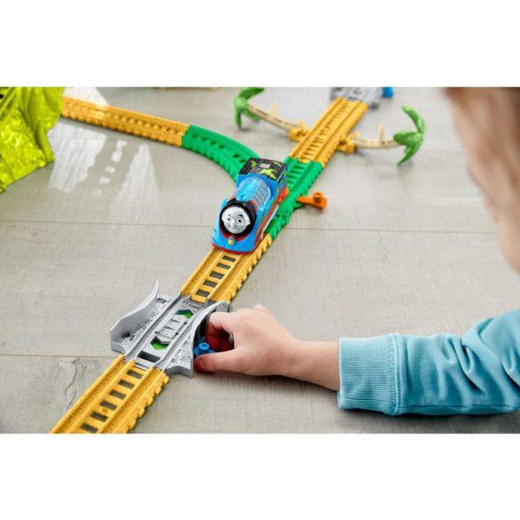 Thomas si Prietenii Set de Joaca TrackMaster Turbo Jungle 9