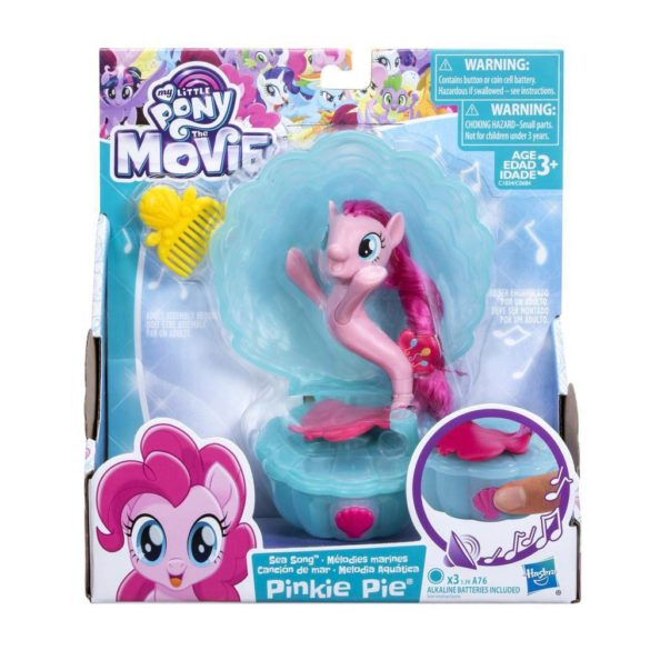 Figurina Hasbro My Little Pony The Movie Pinkie Pie cu sunete 5
