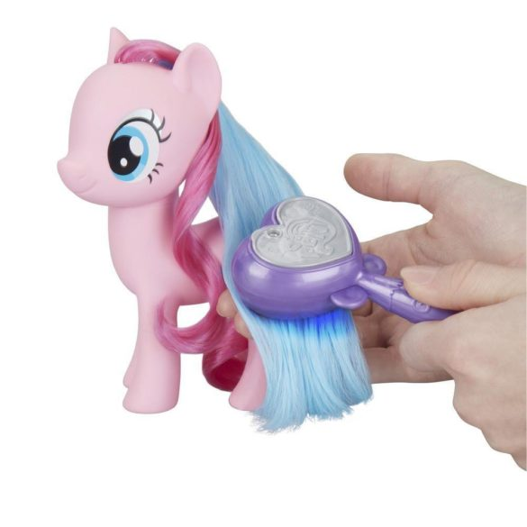 My Little Pony Pinkie Pie ponei se poate coafa cu accesorii 2