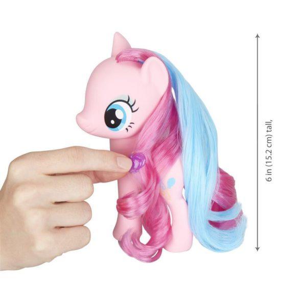 My Little Pony Pinkie Pie ponei se poate coafa cu accesorii 4