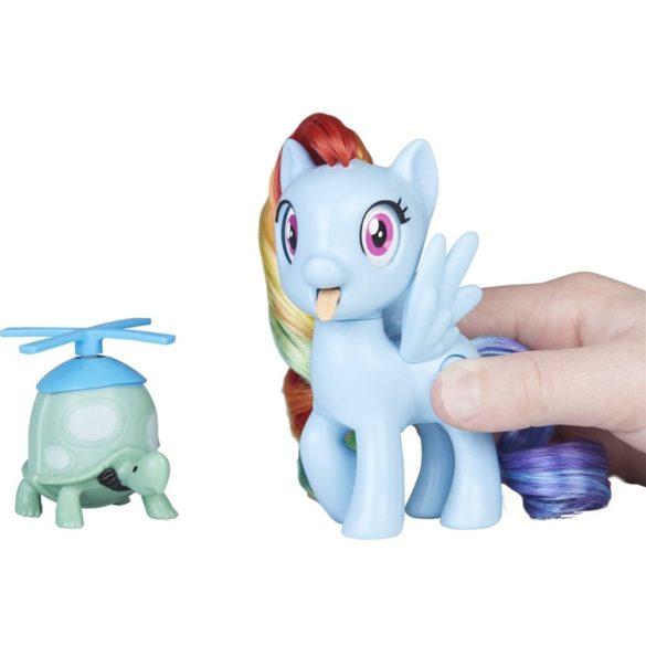 My Little Pony Silly Looks Figurina Rainbow Dash 3