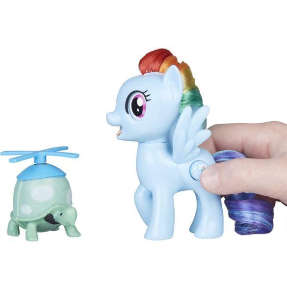 My Little Pony Silly Looks Figurina Rainbow Dash 4