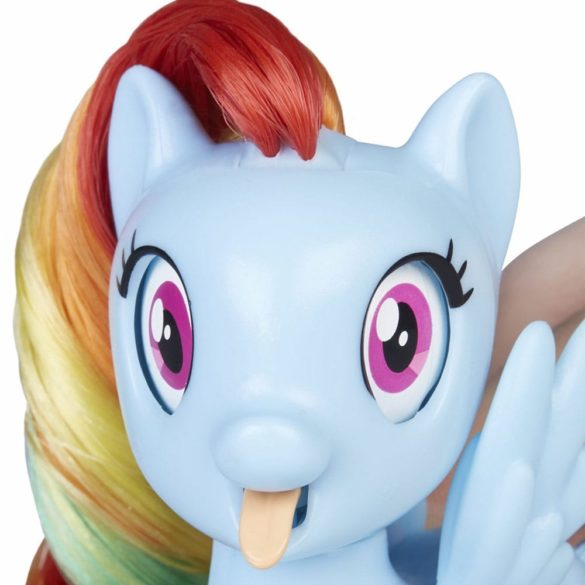 My Little Pony Silly Looks Figurina Rainbow Dash 6
