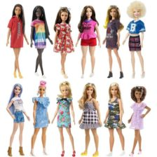 Papusa Barbie Fashionistas FBR37