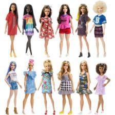 Papusa Barbie Fashionistas FBR37