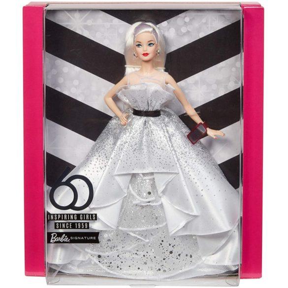 Papusa de Colectie Barbie Aniversarea de 60 ani 8