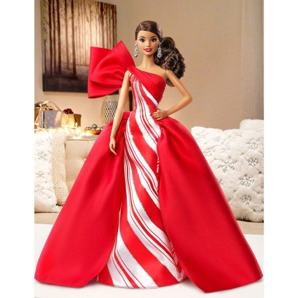 Papusa de Colectie Barbie Holiday 2019 Latina 3