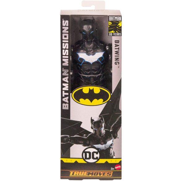 Batman Missions Figurina Batwing cu Miscari Reale 6