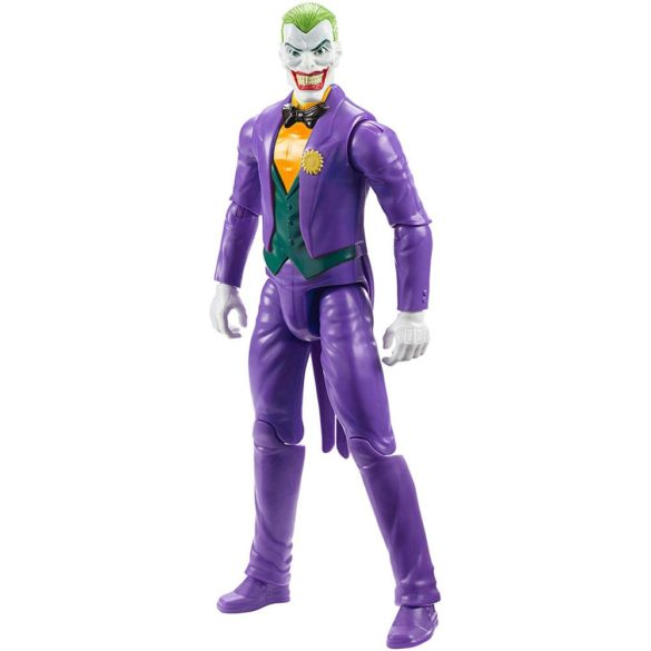 Batman Missions Figurina The Joker Clown Price, Miscari Reale