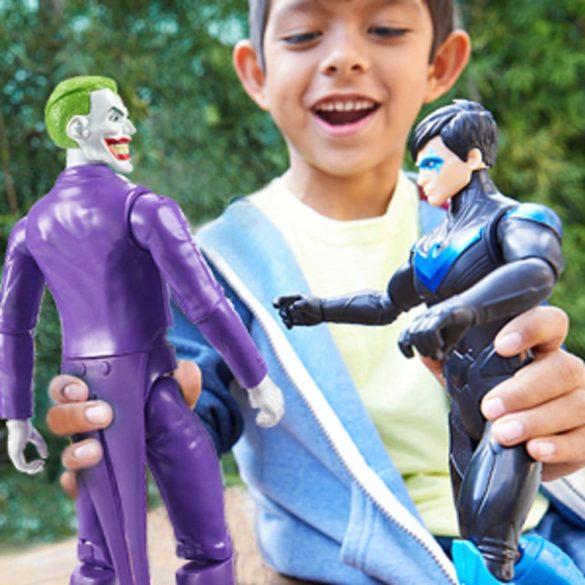 Batman Missions Figurina The Joker Clown Price Miscari Reale 5