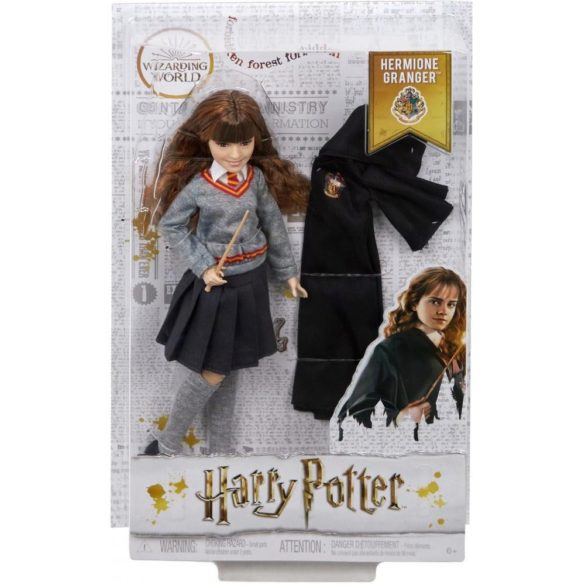 Colectia Harry Potter Papusa Hermione Granger 5