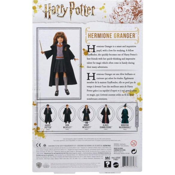 Colectia Harry Potter Papusa Hermione Granger 6