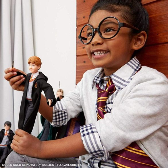 Colectia Harry Potter Papusa Ron Weasley 6