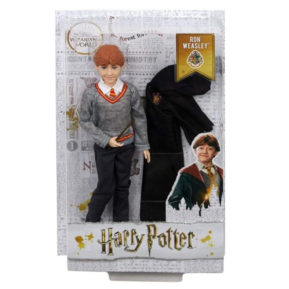 Colectia Harry Potter Papusa Ron Weasley 7