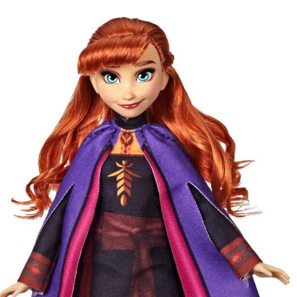 Disney Frozen II Papusa Anna cu Par Lung si Roscat 2
