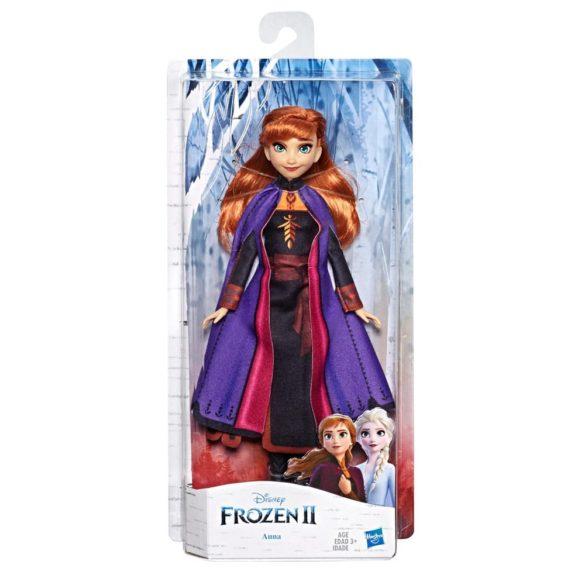 Disney Frozen II Papusa Anna cu Par Lung si Roscat 3