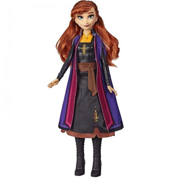 Disney Frozen II Papusa Anna cu Rochie ce se Aprinde
