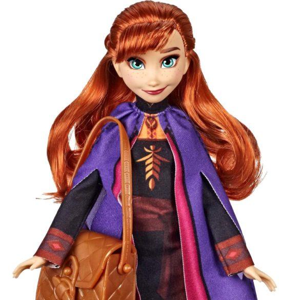 Disney Frozen II Papusa Anna si Figurina Olaf 3