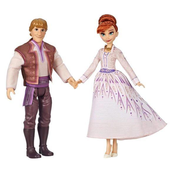 Disney Frozen II Set 2 Papusi Anna si Kristoff