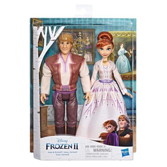 Disney Frozen II Set 2 Papusi Anna si Kristoff 4