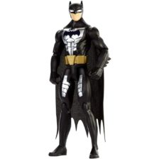 Figurina Batman Steel Suit, Colectia Justice League 30 cm