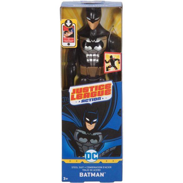 Figurina Batman Steel Suit Colectia Justice League 30 cm 4