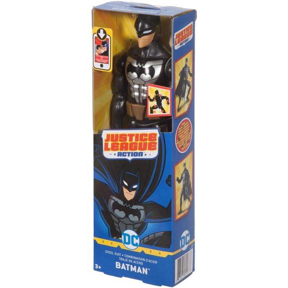 Figurina Batman Steel Suit Colectia Justice League 30 cm 5