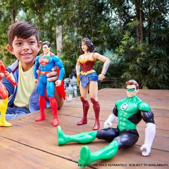Figurina Superman cu Miscari Reale Colectia Justice League 30 cm 4