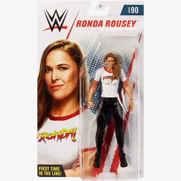 Figurina de Actiune WWE Ronda Rousey 4