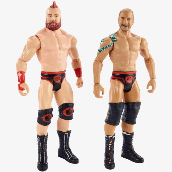 Figurine WWE SHEAMUS & CESARO - Colectia Battle Pack