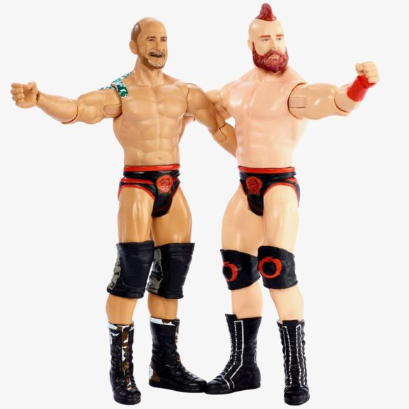 Figurine WWE Pachet SHEAMUS CESARO Colectia Battle Pack 2
