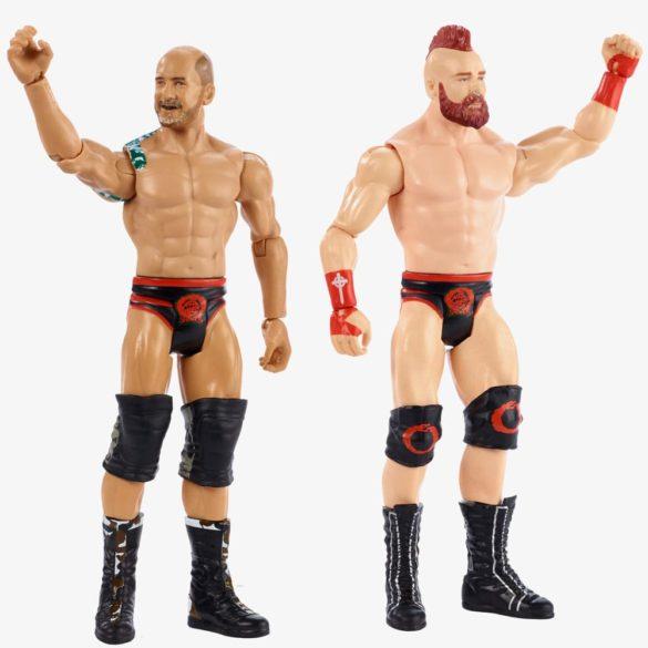 Figurine WWE Pachet SHEAMUS CESARO Colectia Battle Pack 3