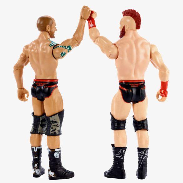 Figurine WWE Pachet SHEAMUS CESARO Colectia Battle Pack 4