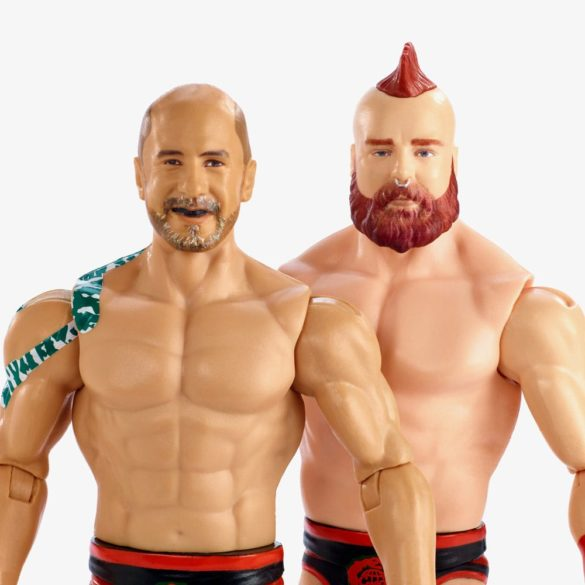 Figurine WWE Pachet SHEAMUS CESARO Colectia Battle Pack 5